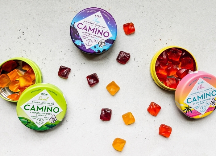 Top Rated Dispensary Product image gummies